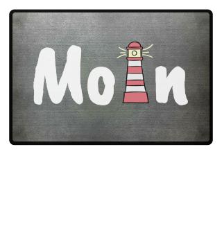 Moin - Die Fußmatte