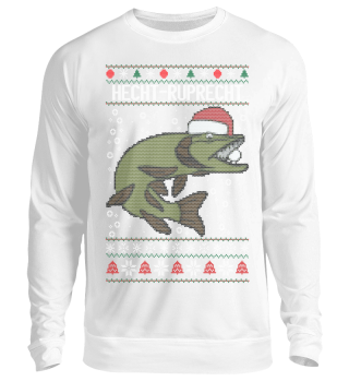 Ugly Christmas Sweater - Hecht Ruprecht