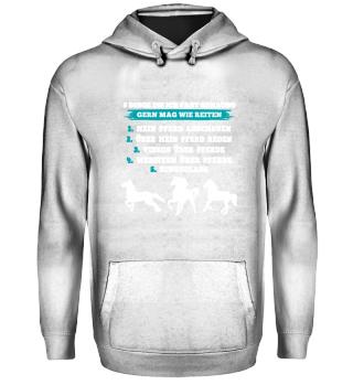 Pferd 5 Dinge