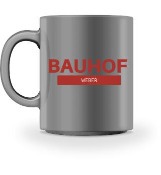 Bauhof Weber Tasse