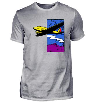Flugzeug Cargo