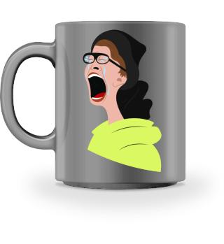 Triggered Mug &Cushion