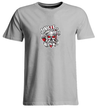 Jingle Hell - fashionable Anti-Shirt