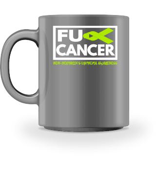Fck Cancer Shirt non hodkins lyphoma