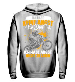 Motocross - Keine Angst vor dem Tod