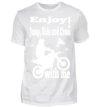Enjoy! Jump Ride and Cross with me 1 W