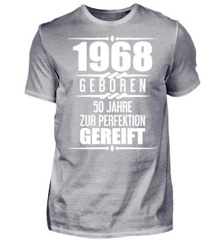 T-Shirt Geschenk zum 50. Geburtstag