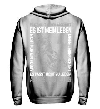 Motocross mein Leben - T-Shirt