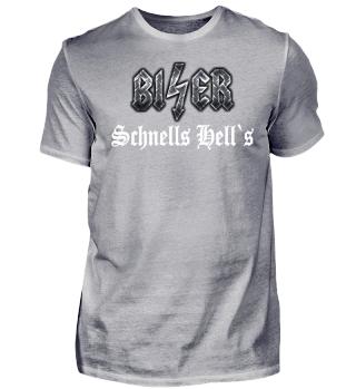BIER - SCHNELLS HELL`S