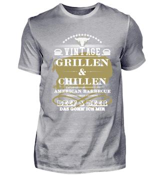 GRILL SHIRT · GRILLEN & CHILLEN #1.20