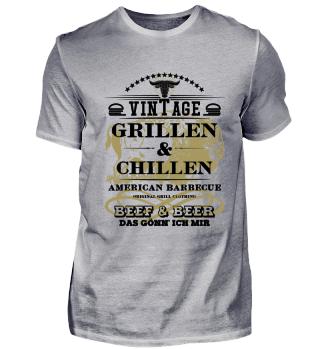 GRILL SHIRT · GRILLEN & CHILLEN #1.19