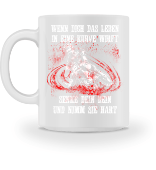 Motocross Kurve - Tasse