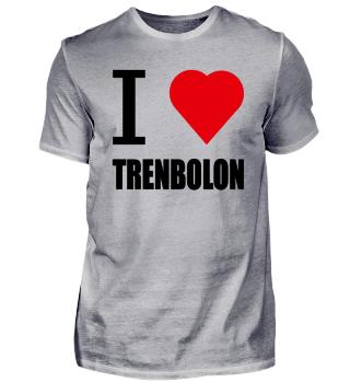 I Love Trenbolon | Roids gym fitness