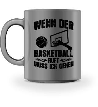 Der Basketball ruft - Geschenk