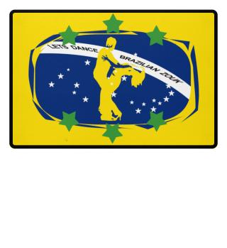lets dance brazilian zouk doormat
