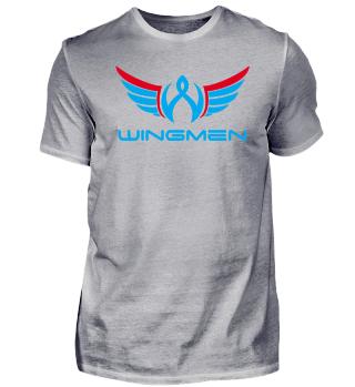 Wingmen Logo mit Name