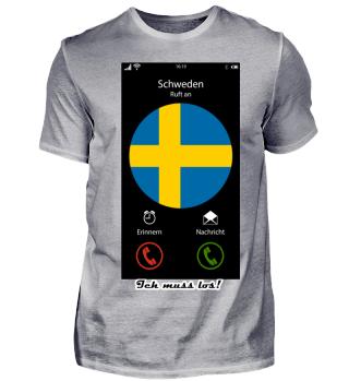 Anruf Schweden