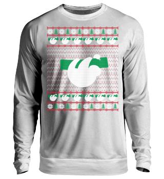 Faultier Ugly Christmas Sweater Geschenk