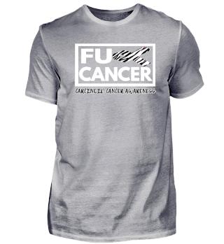 Fck Cancer Shirt carcinoid cancer