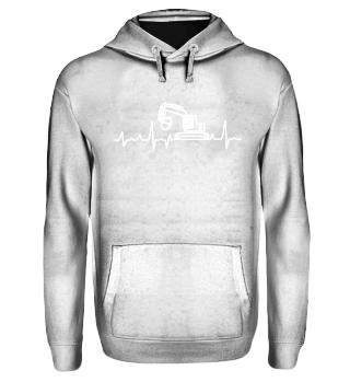 Baustelle - Bagger Heartbeat