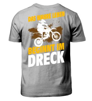 Motocross das wahre Leben im Dreck