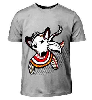 Bullterrier, Kids T-Shirt & Bodysuit