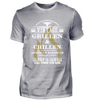 GRILL SHIRT · GRILLEN & CHILLEN #1.6