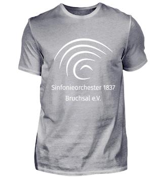 Blaue T-Shirts Sinfonieorchester 1837