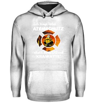 Feuerwehr Shirt - Atemschutz statt Anzug