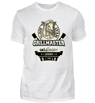 GRILLMASTER - GRILL DAD - LAMB 1.5