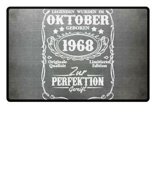 Legenden Oktober Geburtstag 1968