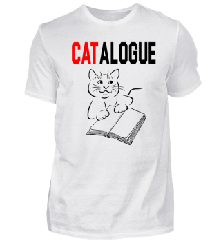 CATalogue - Sweet Cat is Reading