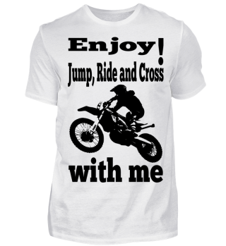 Enjoy! Jump Ride and Cross with me 4 B