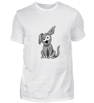 Tattoos and Dogs gift Hunde Geschenk