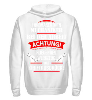 Landmaschinenmechaniker - T-Shirt