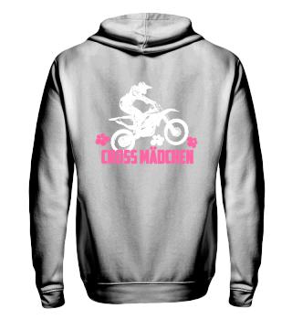 Motocross - Cross Mädchen