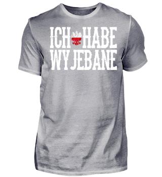 Polen- Ich habe wyjebane