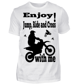 Enjoy! Jump Ride and Cross with me 1 B
