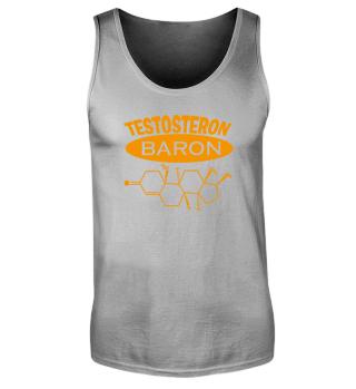 Testo Baron | Roids Gym Body Shred