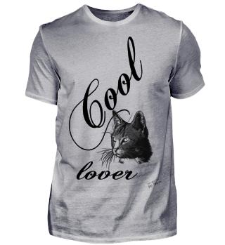 Cool Cat Lover / Katzenliebhaber