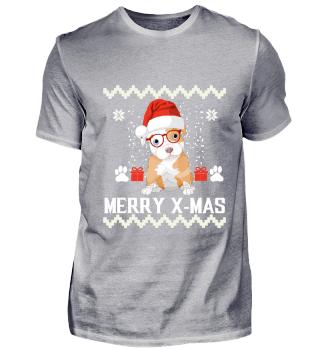 Ugly Christmas Hunde Design