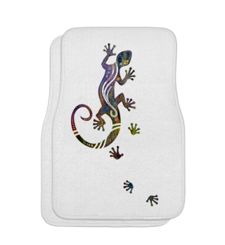 ♥ Ethnological Running Gecko I Auto