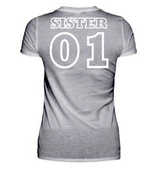 SISTER 01 | PARTNERSHIRTS