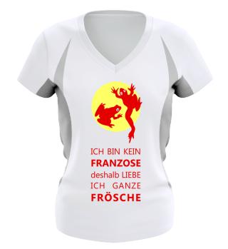 Frosch kein Franzose