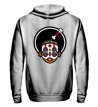 Ziphoodie&Collegejacke- Tribe Guy