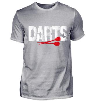 Vintage Dart Shirt für Dart Spieler
