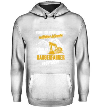 Bagger Fahrer · wieder Baggerfahrer