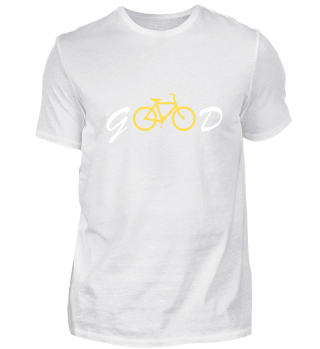 Das Fahrrad ist good