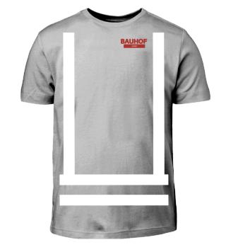 Bauhof Weber Shirt Kinder (Weiß)