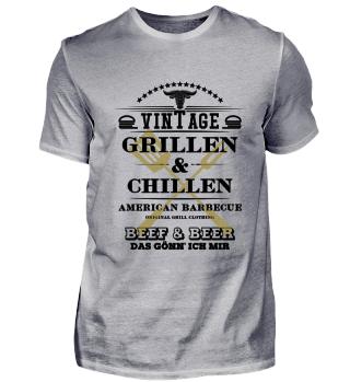 GRILL SHIRT · GRILLEN & CHILLEN #1.8
